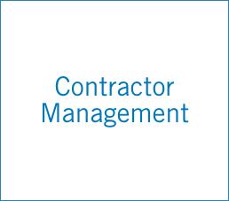 Contractor Managment